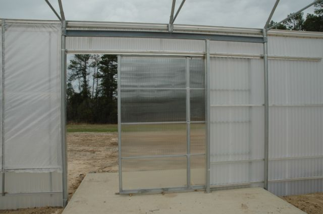 The key to greenhouse doors is planning for current needs while keeping an eye on the future. They may not be high on the list of important equipment but ... & We Have Greenhouse Doors Here!